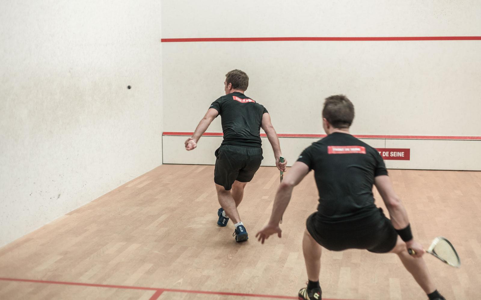 Squash Leçons