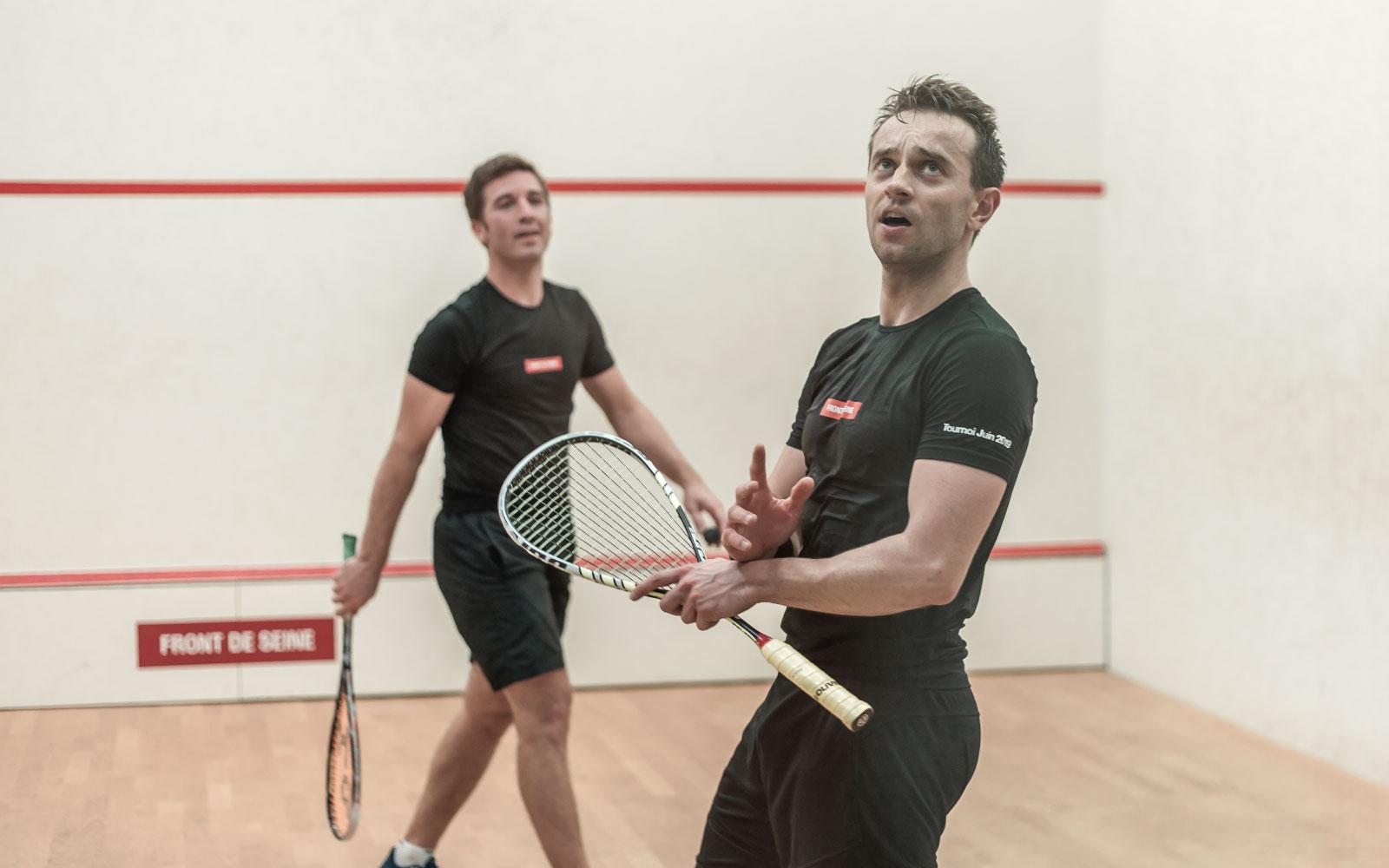 Squash Training
