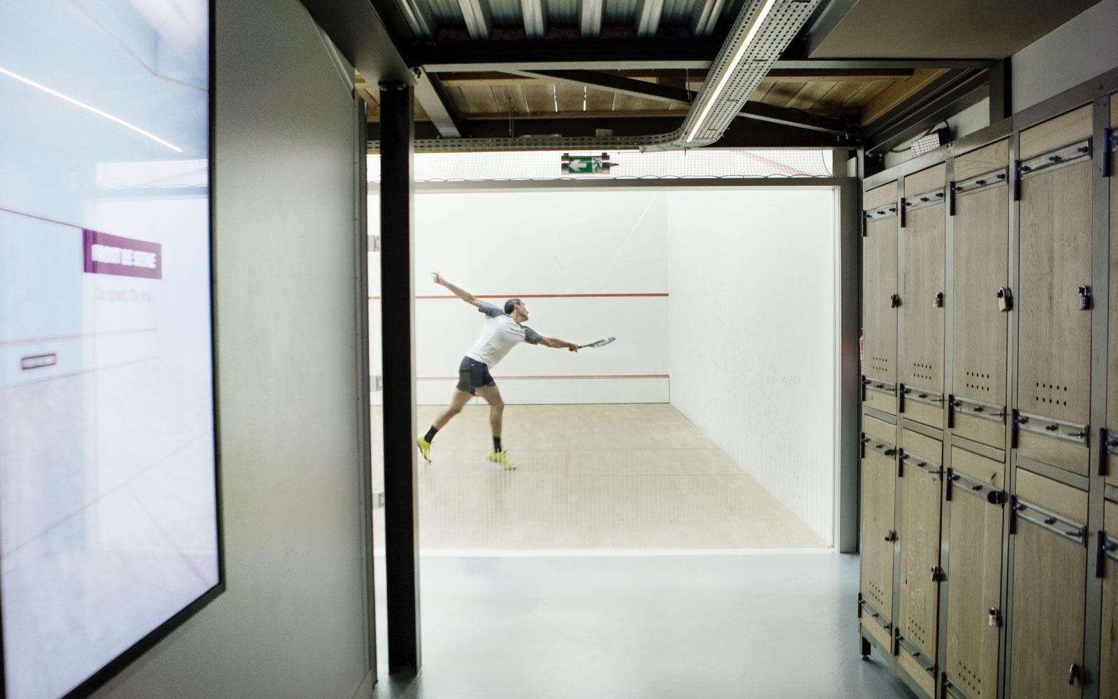 Squash Initiation